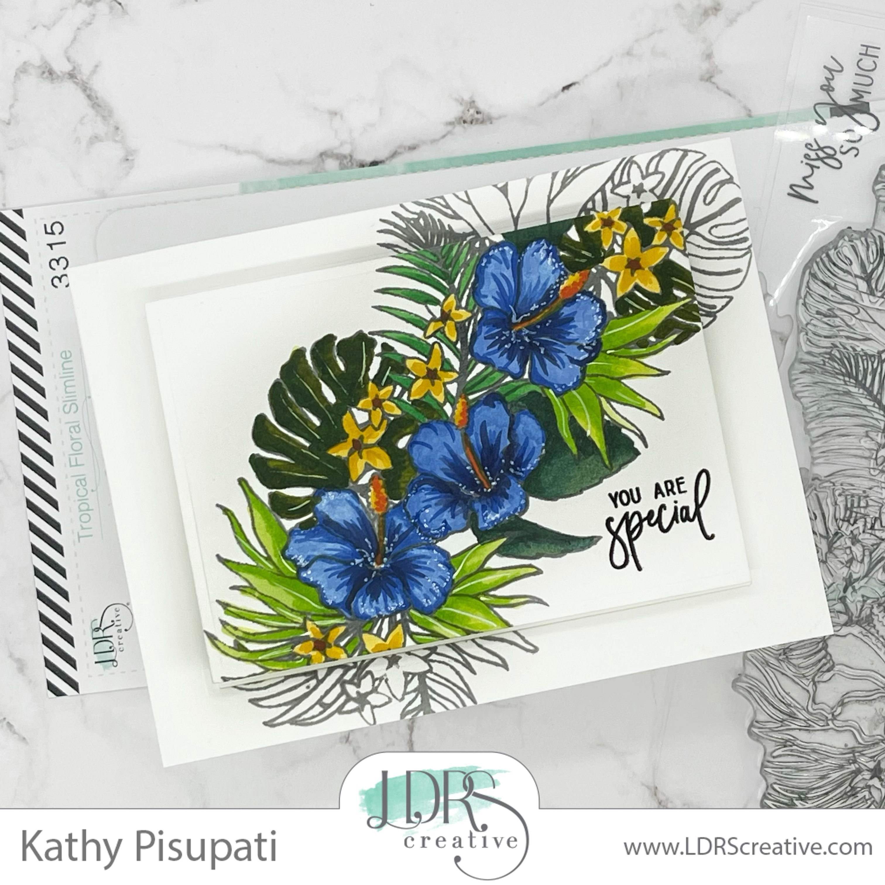 This image is to inspire card makers